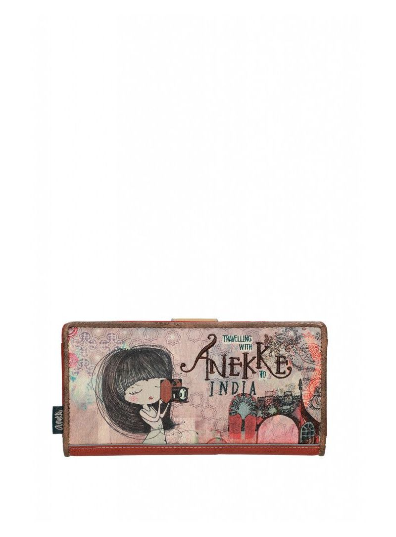 Portfel ANEKKE 28879-01 - Portfele damskie