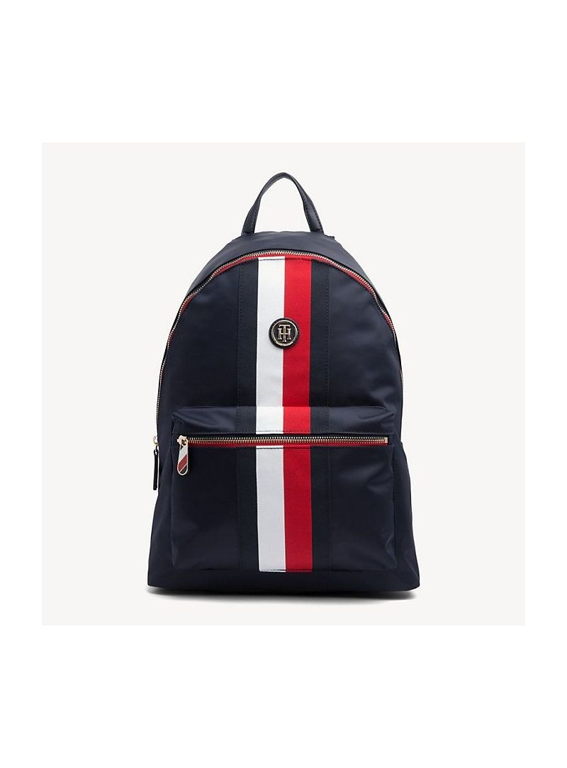 TOMMY JEANS Poppy Backpack STP AW0AW06861 901