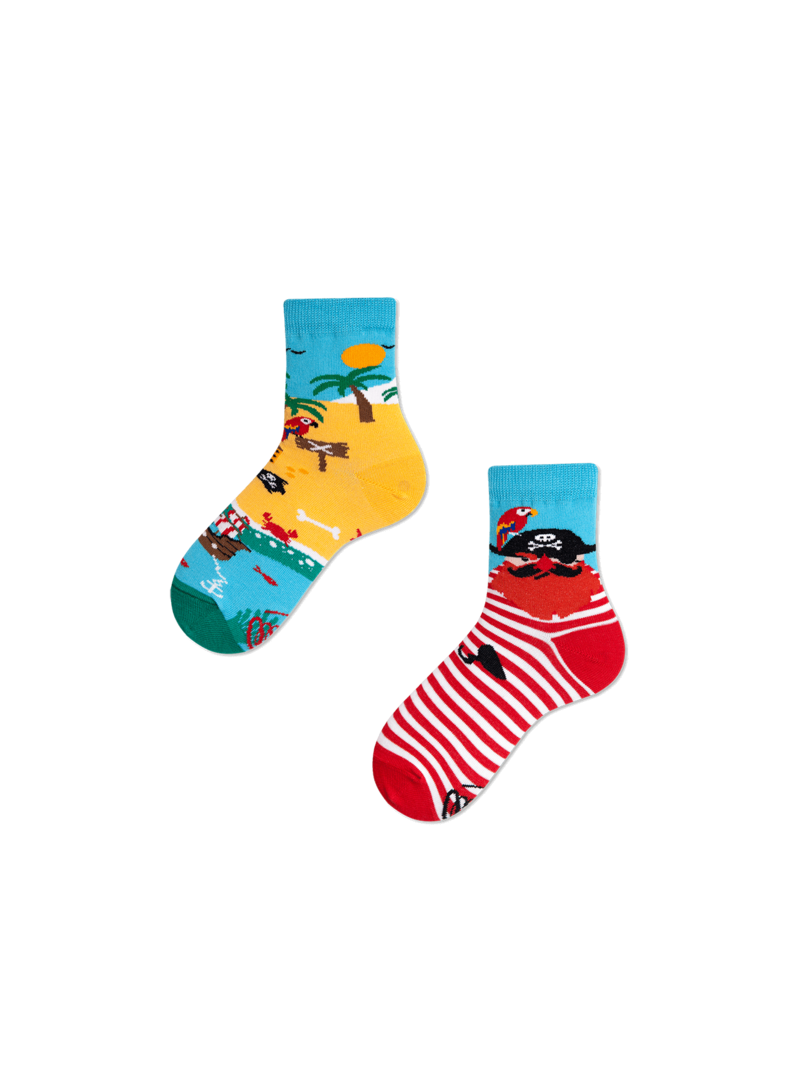 Many Mornings Socks