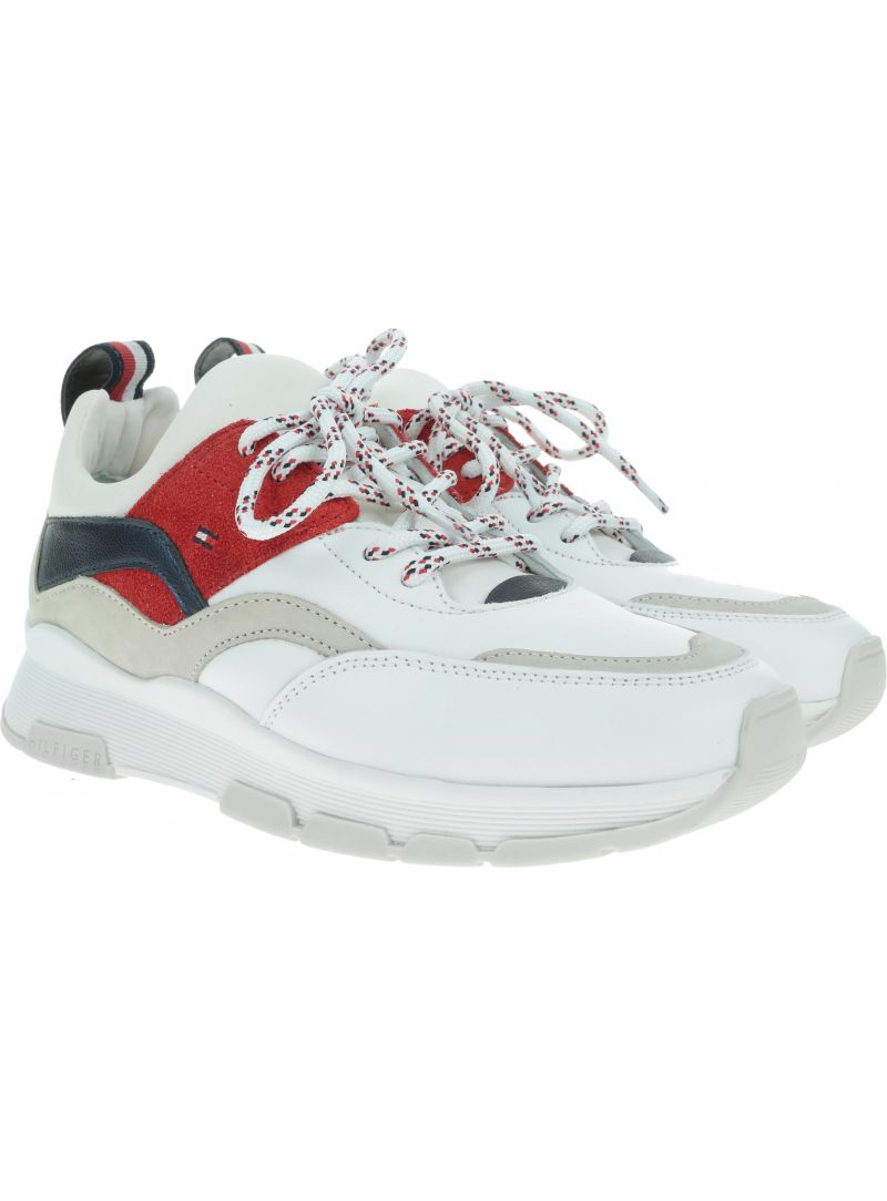Półbuty Sportowe TOMMY HILFIGER RWB Lifestyle Sneaker