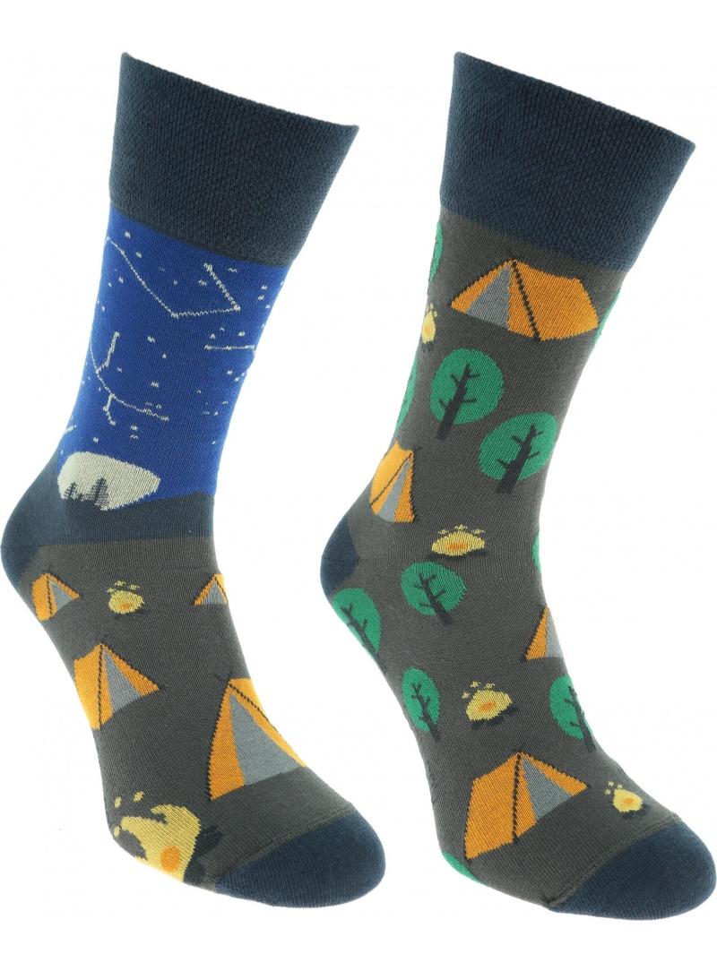 Kolorowe Skarpetki Spox Sox Biwak