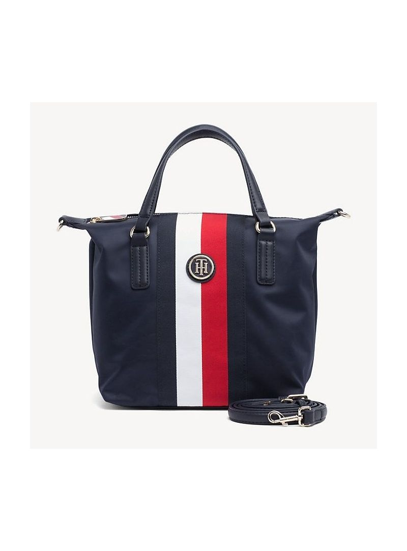 TOMMY HILFIGER Poppy Small Tote AW0AW06863 902