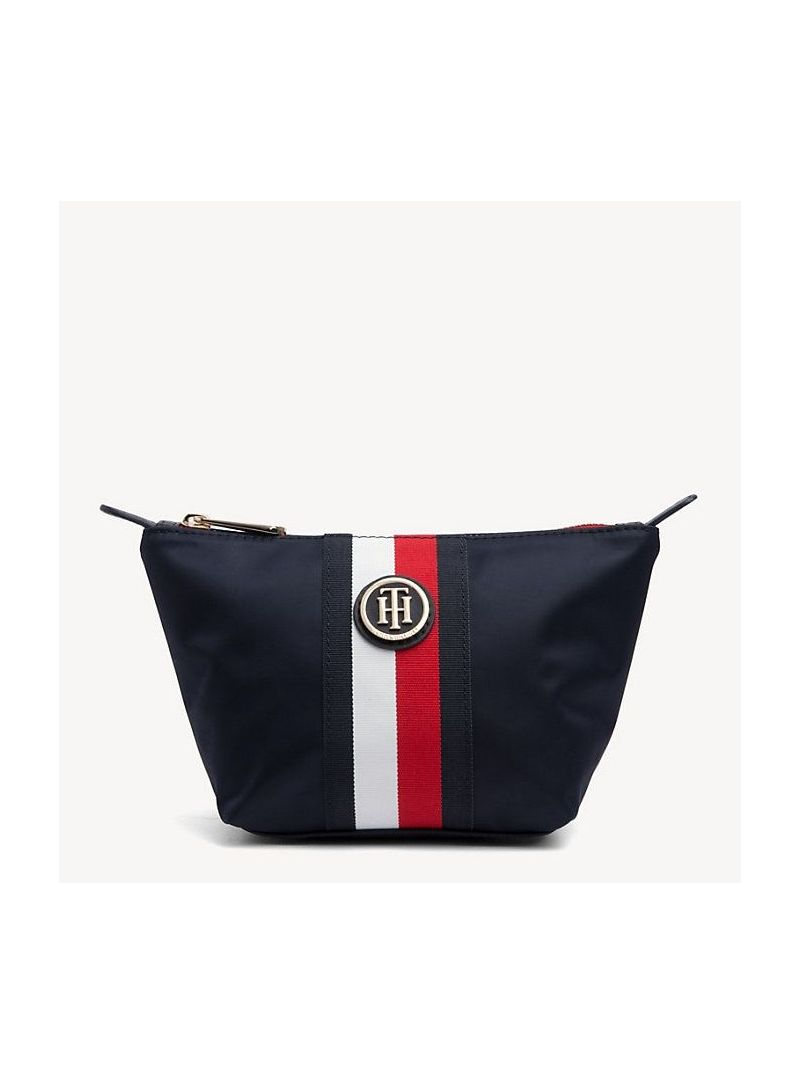 Kosmetyczka TOMMY HILFIGER Poppy Make Up Case AW0AW06495 901