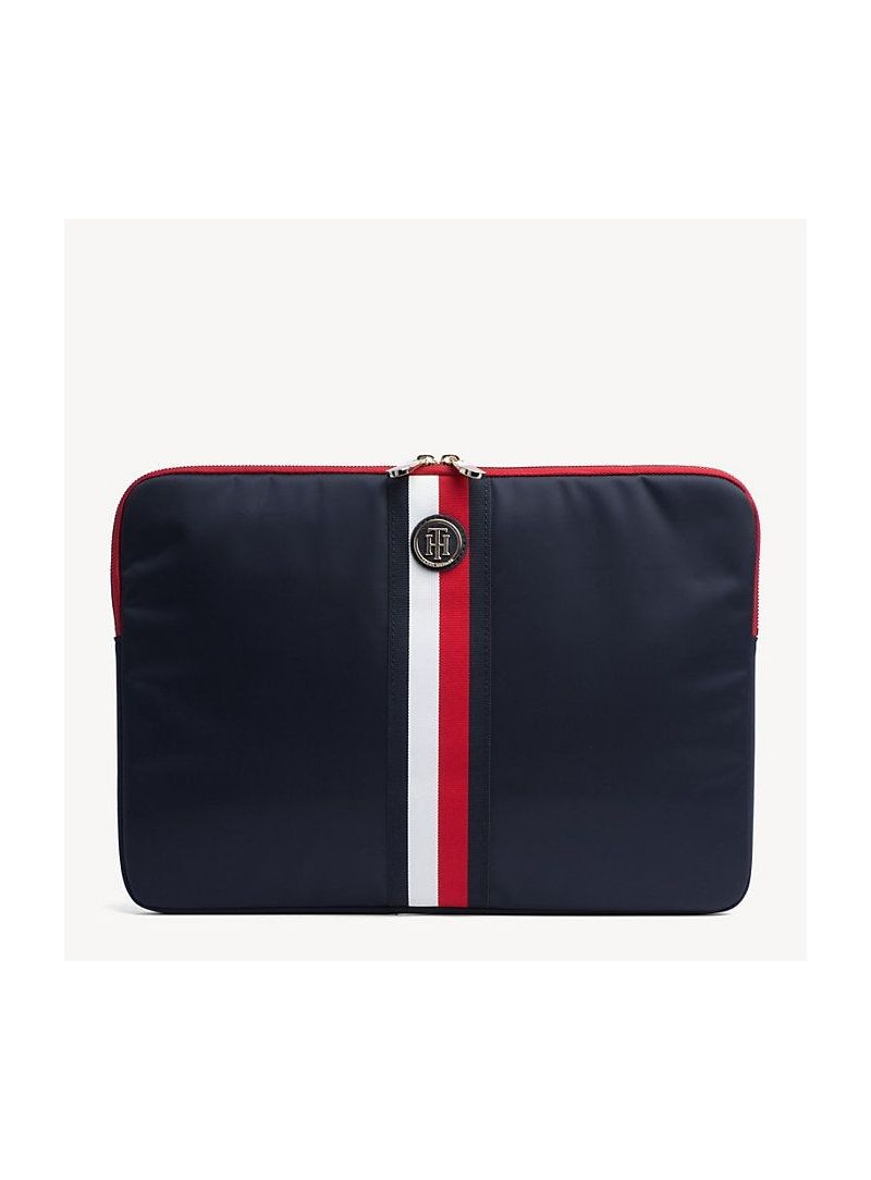 Etui na laptopa TOMMY HILFIGER Laptop Sleeve AW0AW06627 901