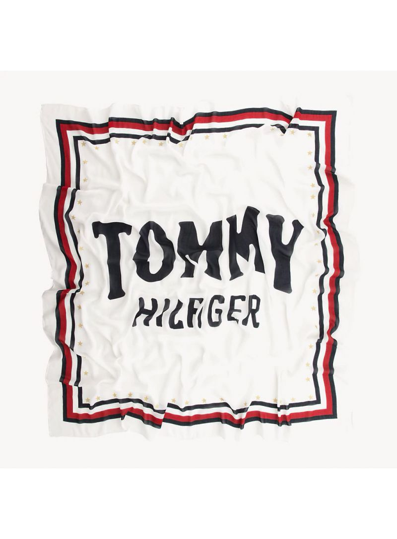 Tommy Hilfiger Bold Tommy Square AW0AW06595 104