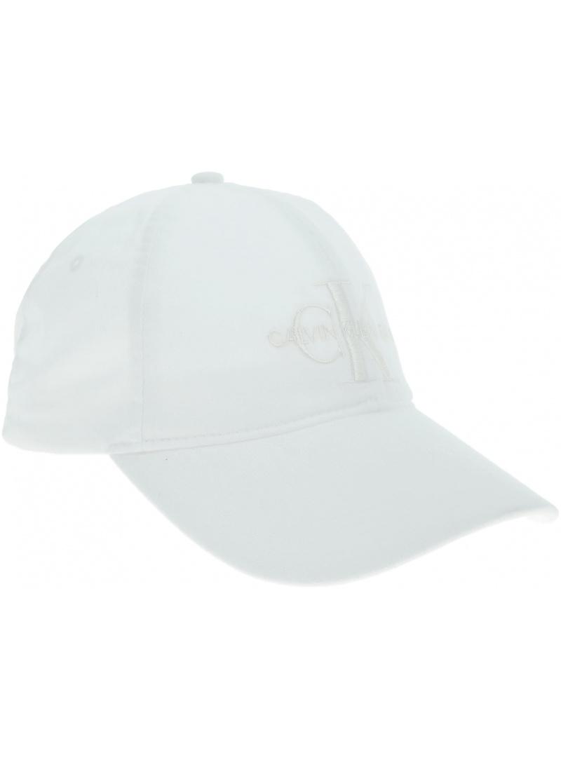 Biała Czapka CKJ CALVIN KLEIN K60K605282 107