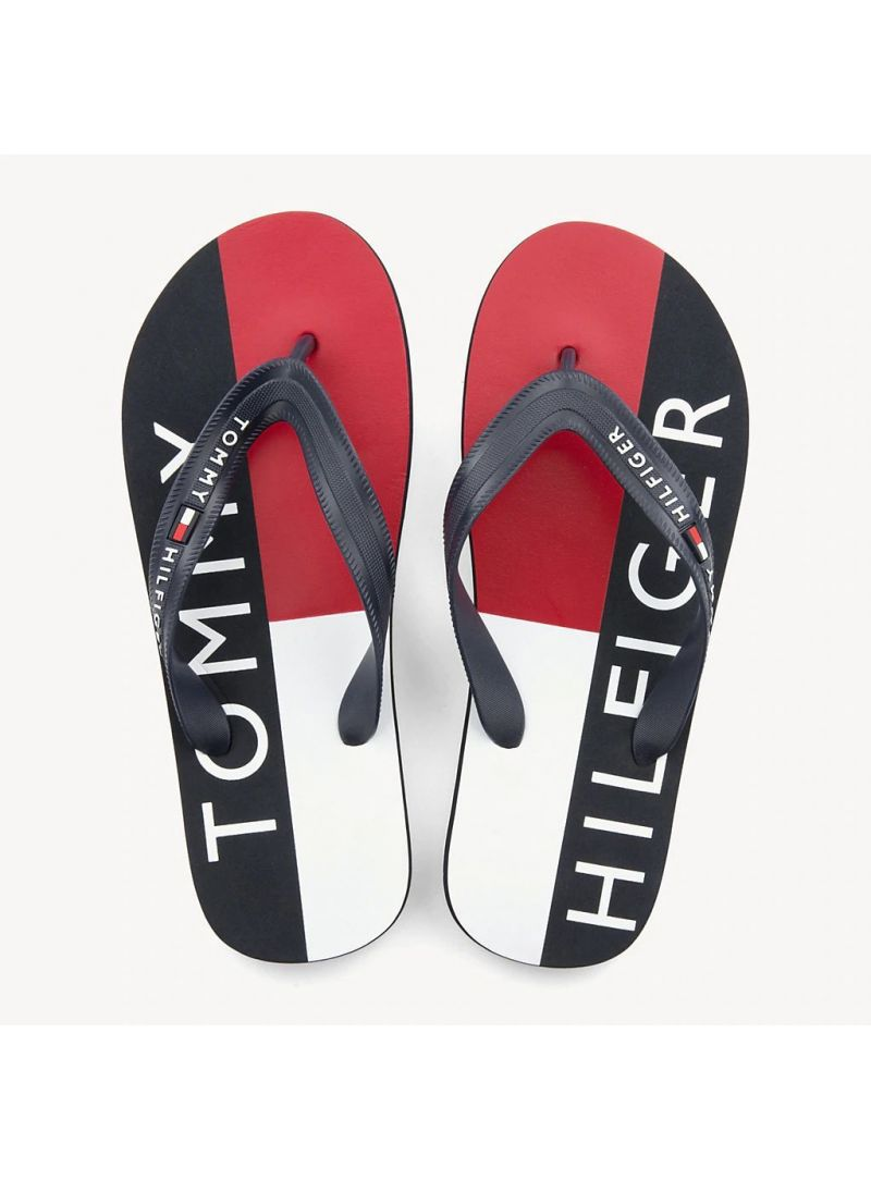 TOMMY HILFIGER Print Beach Midnight FM0FM02074 403