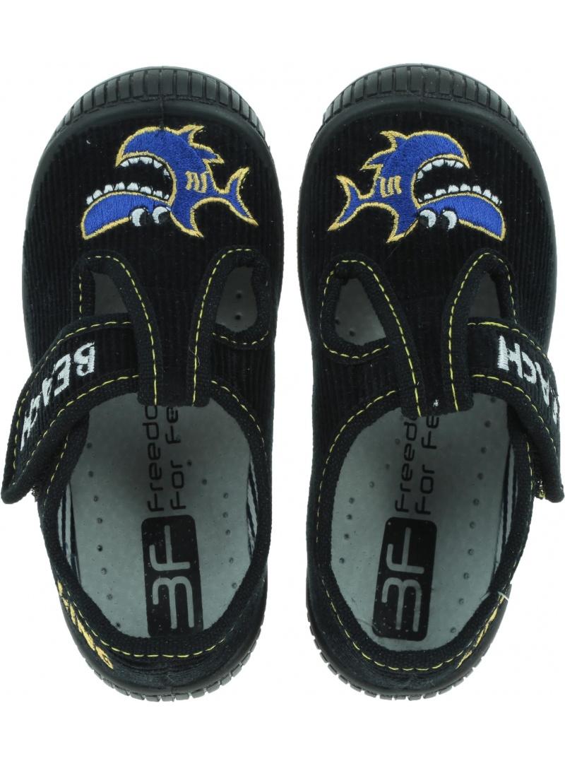 Kapcie dziecięce 3F Freedom For Feet Heros 2Sk3/4