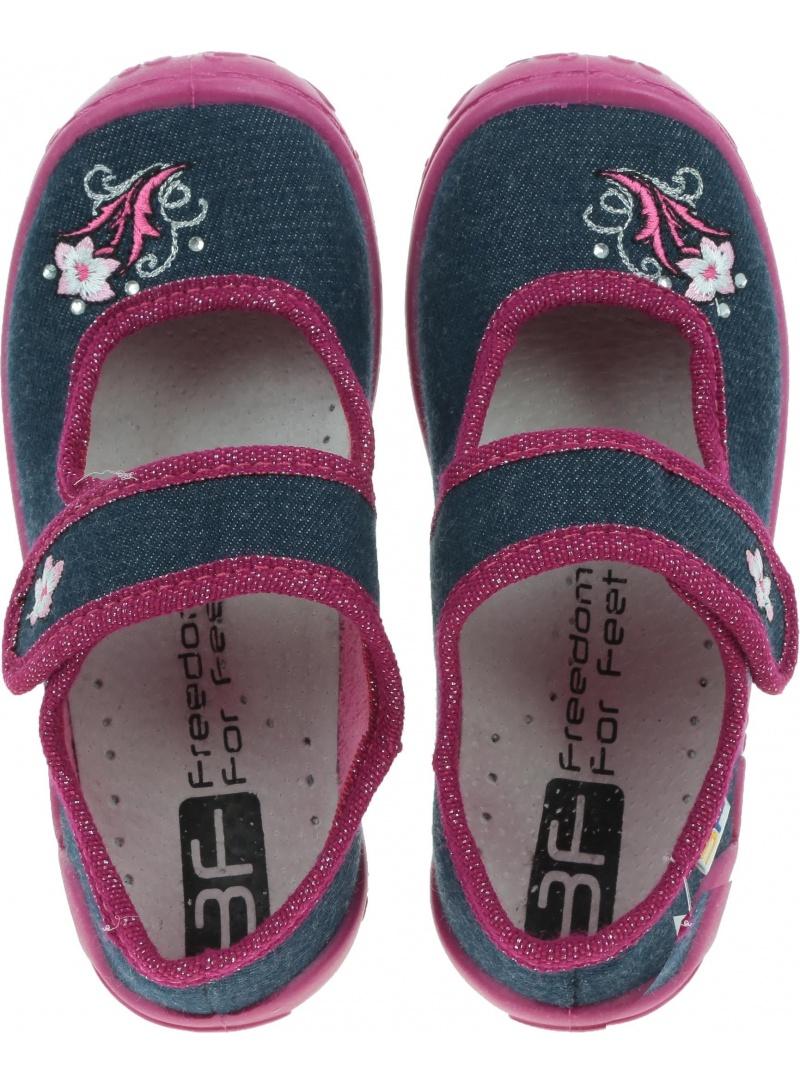 Kapcie dziecięce 3F Freedom For Feet Atena 3A3/8