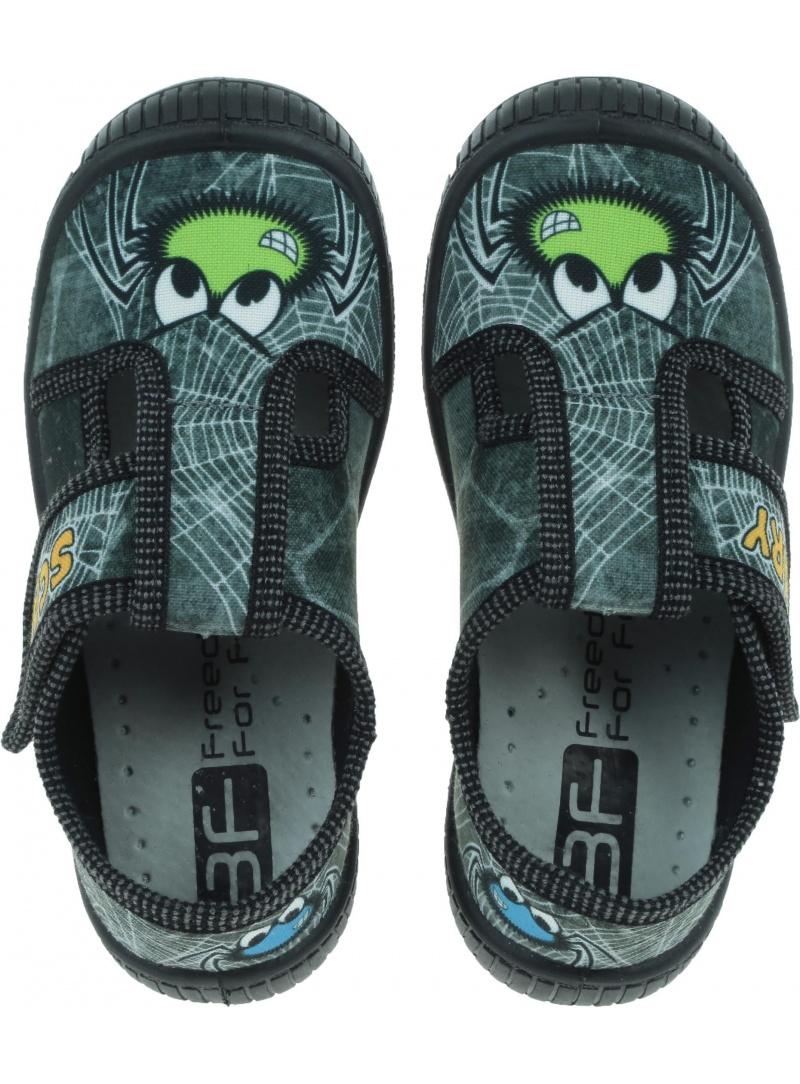 Kapcie dziecięce 3F Freedom For Feet Neptun 3Sk3/18