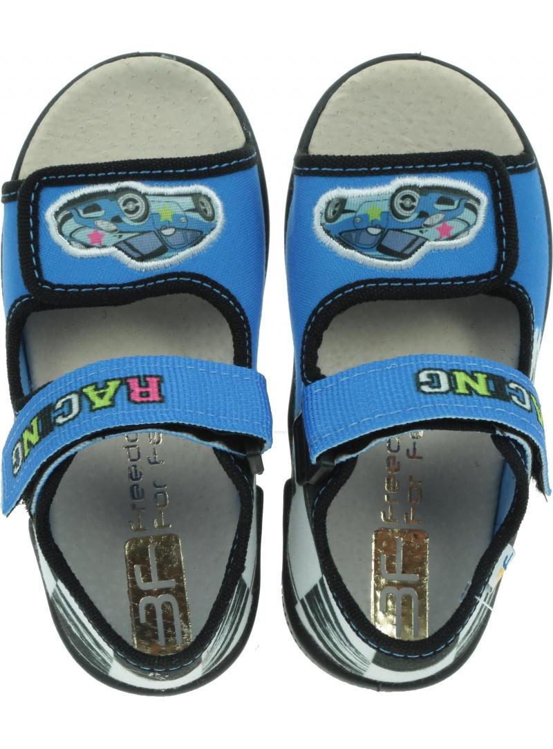 Kapcie dziecięce 3F Freedom For Feet Sfinks 3TR22/13
