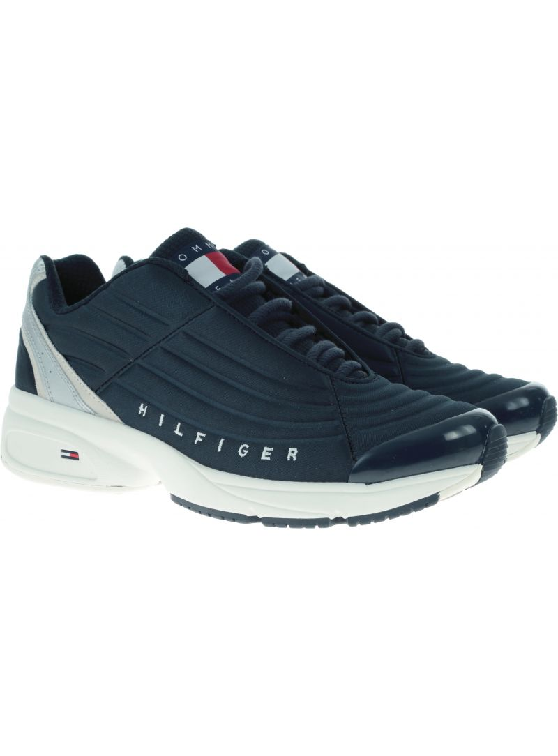 copy of TOMMY HILFIGER CORPORATE RUNNER BLACK FM0FM02056 990