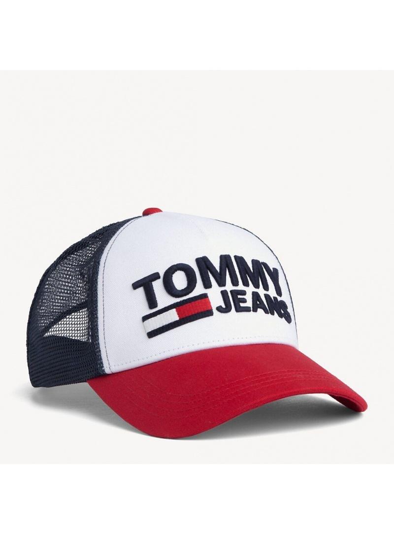 Czapka z Daszkiem TOMMY HILFIGER Tjm Trucker Cap AM0AM04675 901