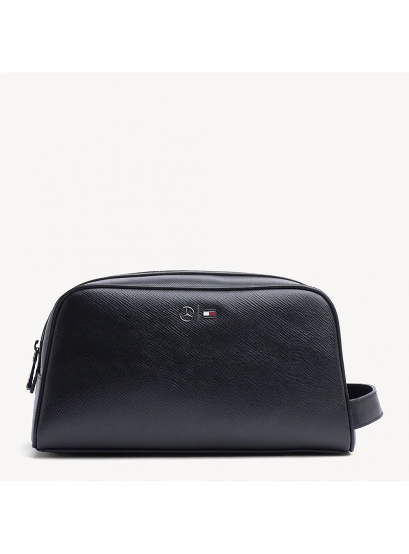 TOMMY HILFIGER Mb Capsule Leather W AM0AM04568 002