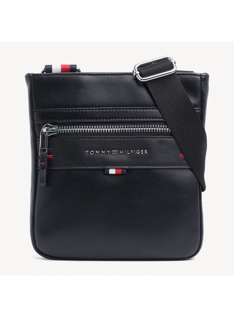 Saszetka Męska TOMMY HILFIGER Elevated Mini Crosso AM0AM04640 002