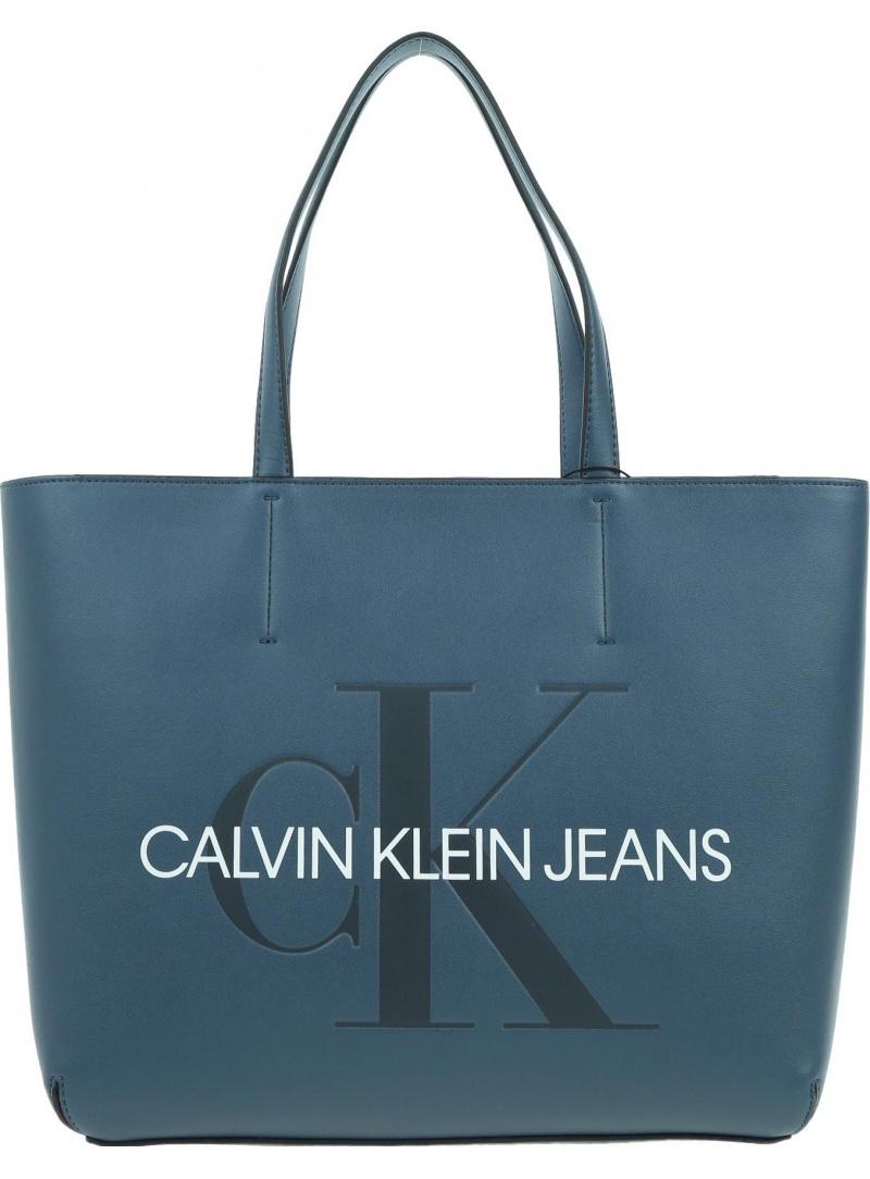 CALVIN KLEIN JEANS SCULPTED MONOGRAM K60K605521 476
