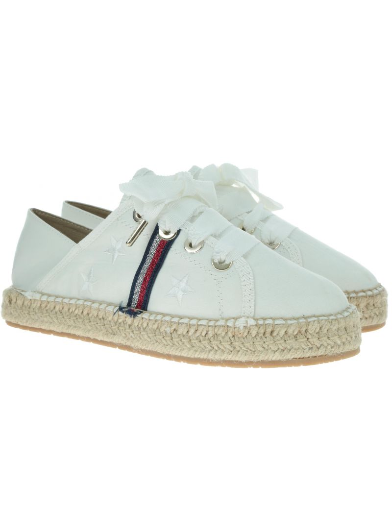 TOMMY HILFIGER Flat Espadrille Corp FW0FW03801 121