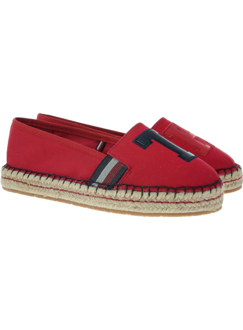 TOMMY HILFIGER Th Patch Espadrille FW0FW03846 611