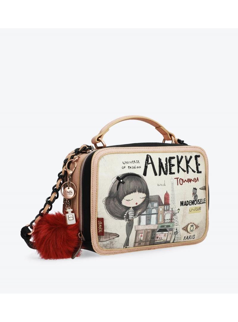 ANEKKE Beige Synthetic 1 Handle Bag 29881-56