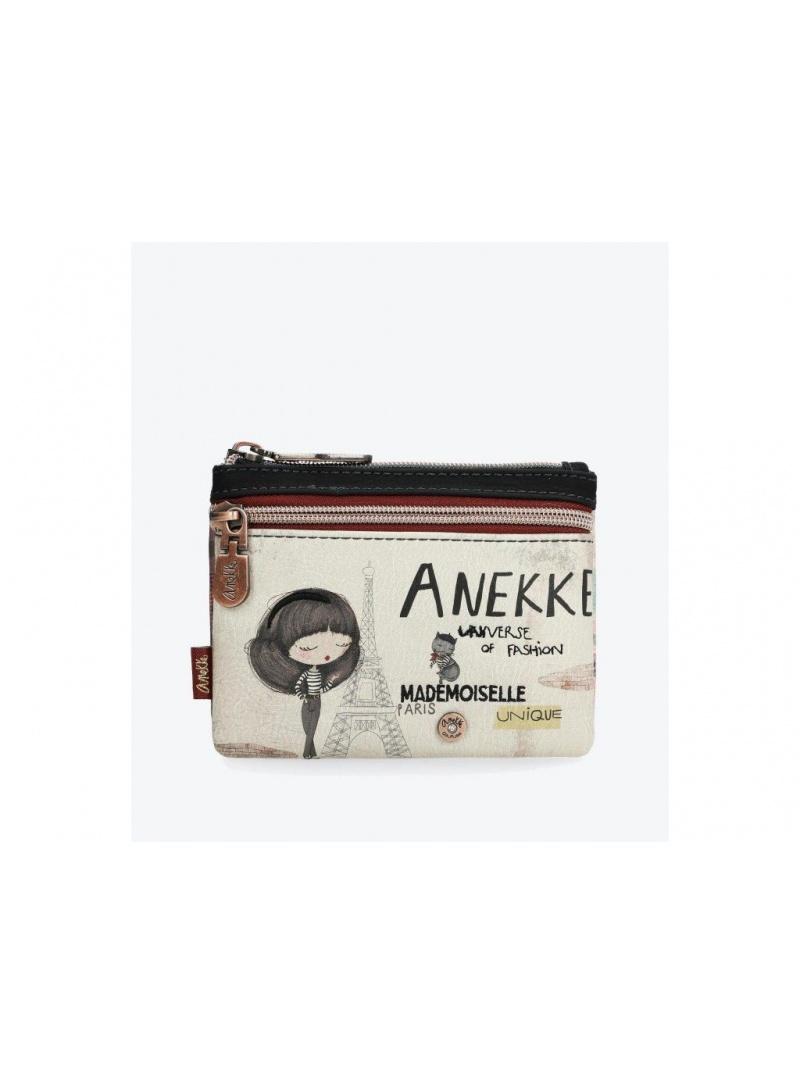 Portfel / Kosmetyczka ANEKKE Couture Beige Synthetic Purse 29888-02