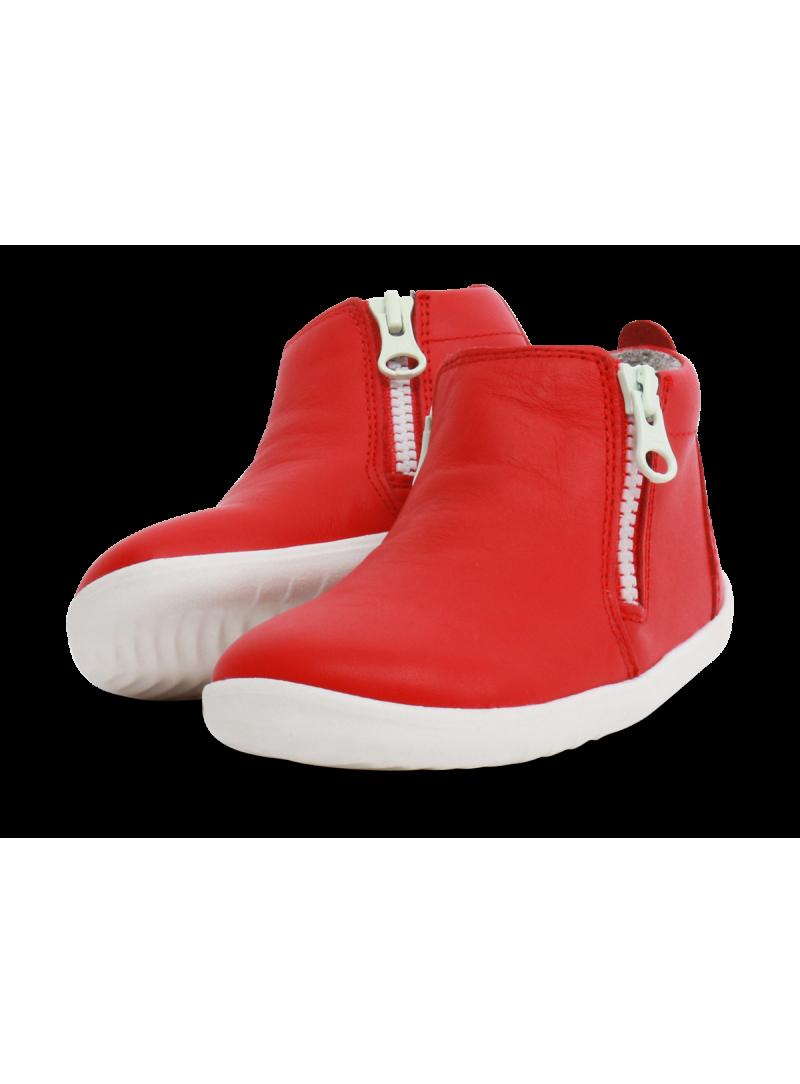 Czerwone Botki BOBUX 729606 CLASSIC TASMAN RED