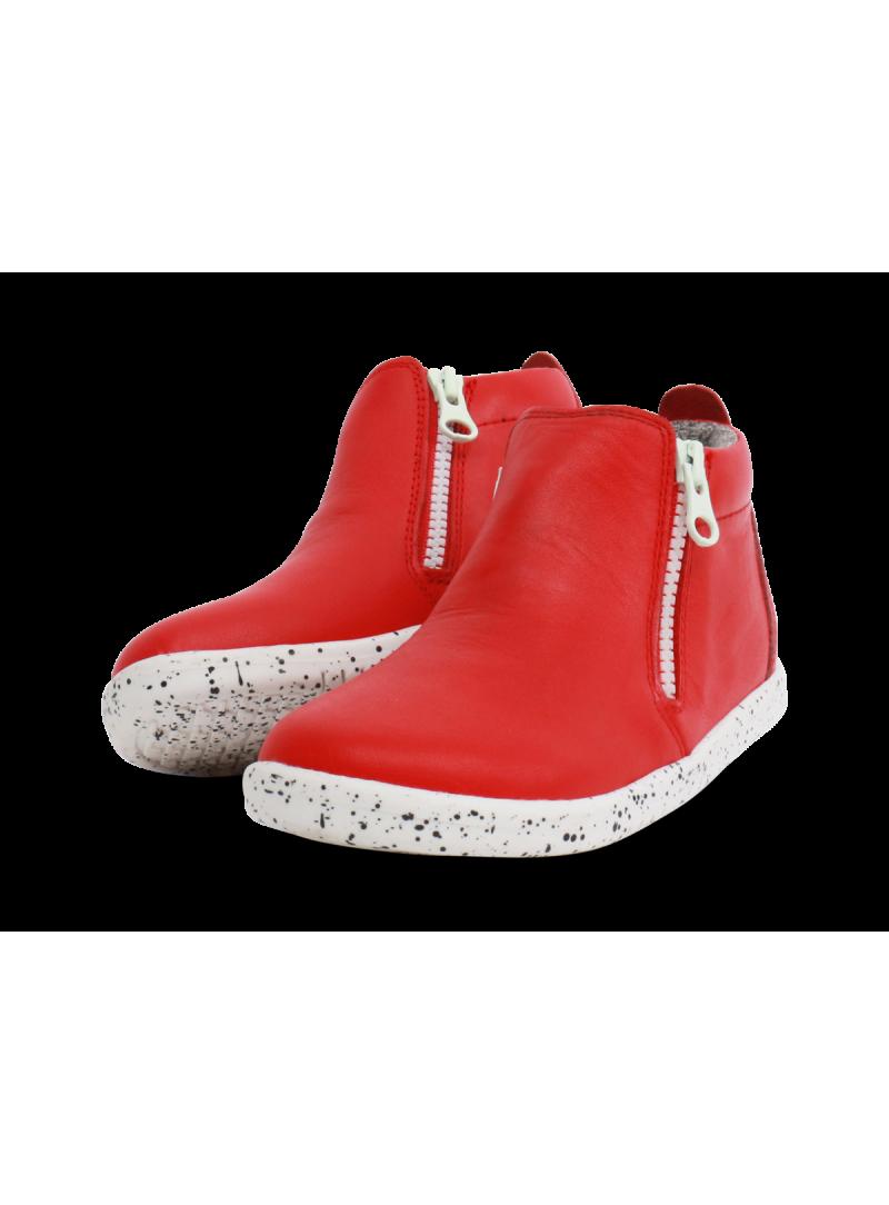 Czerwone Botki BOBUX 634806 CLASSIC TASMAN RED