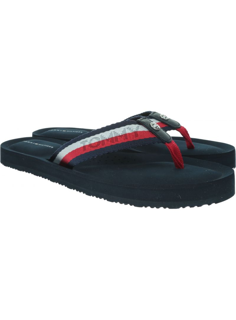 TOMMY HILFIGER Colorful Tommy Comfy Sandal FW0FW04235 020