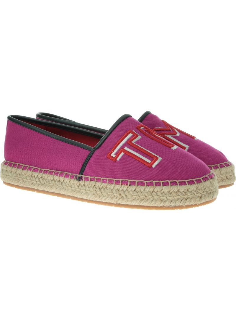 TOMMY HILFIGER Colorful Tommy Flat Espadrille FW0FW04166 521