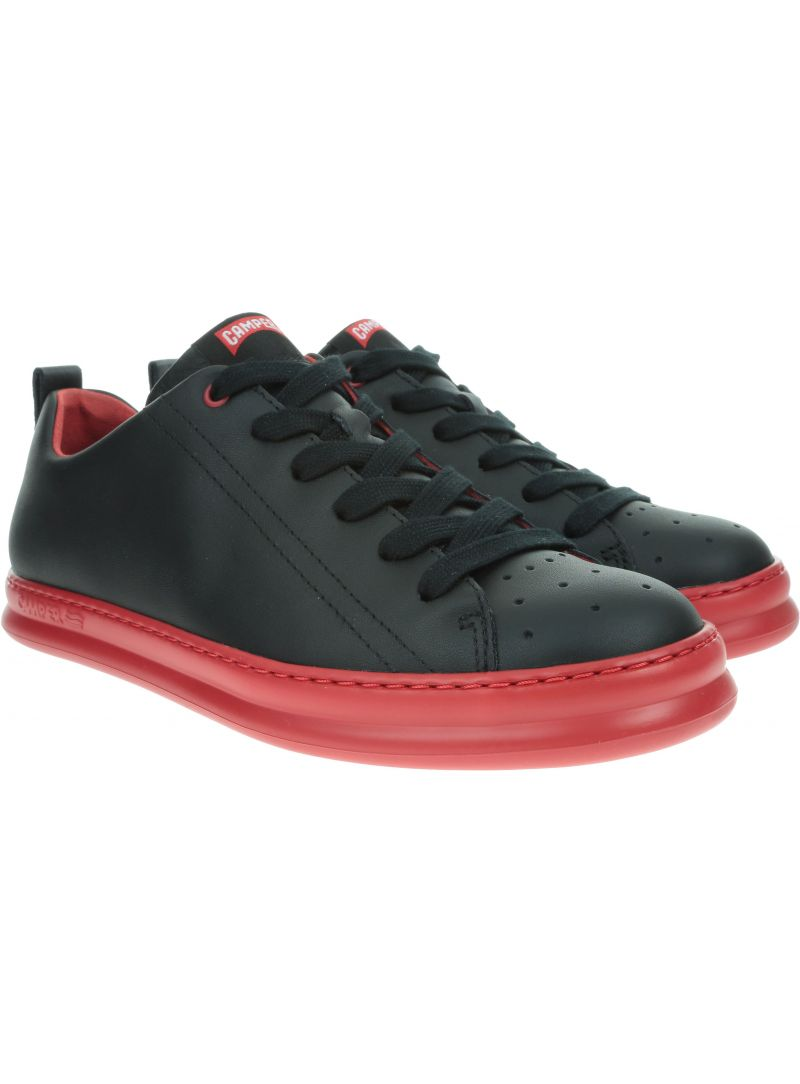 Czarne Sneakersy CAMPER Runner Four Black K100226-039