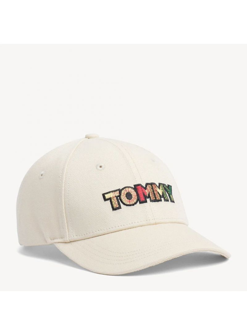 TOMMY HILFIGER Tommy Patch Cap AW0AW06796 069