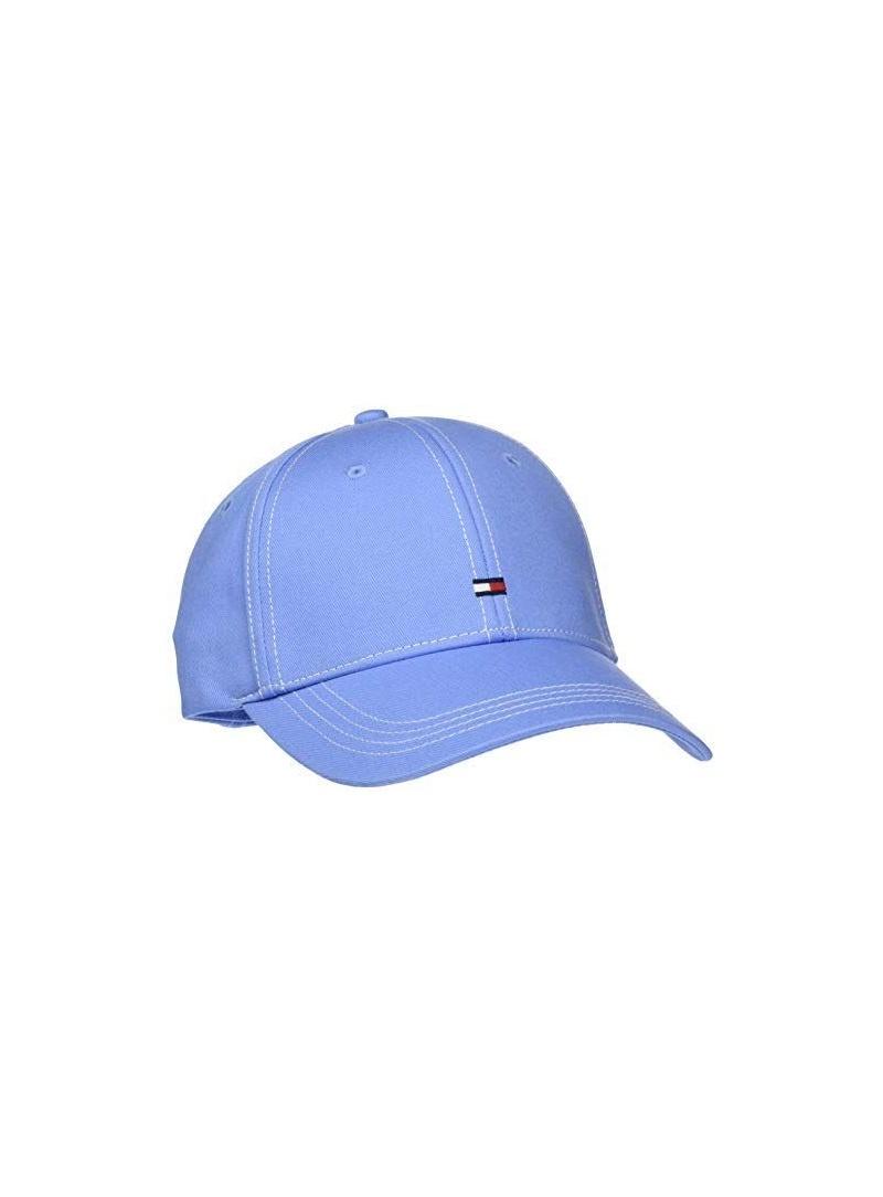 Niebieska Czapka z Daszkiem TOMMY HILFIGER BB Cap AM0AM04496 417