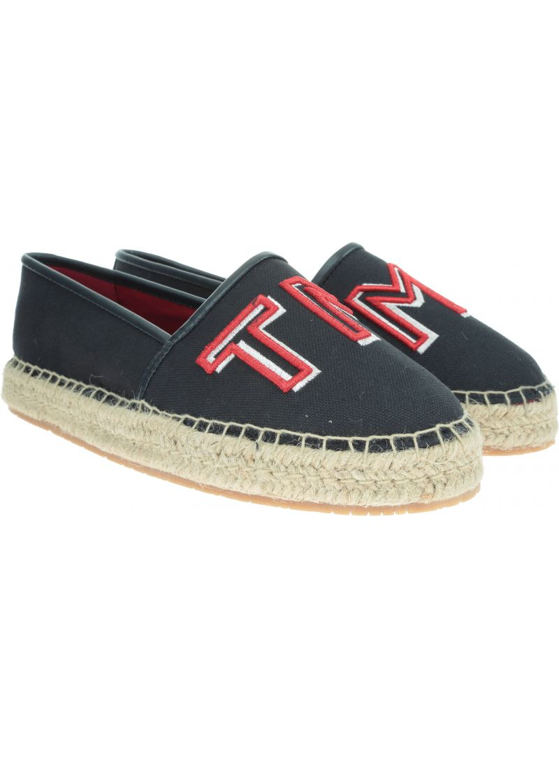 TOMMY HILFIGER Colorful Tommy Flat FW0FW04166 403