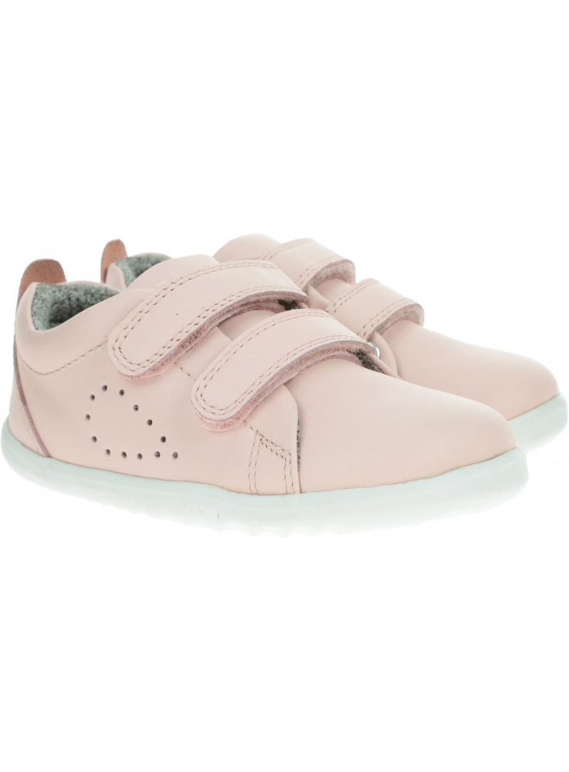 Różowe Półbuty BOBUX 728909 Grass Court Seashell Pink