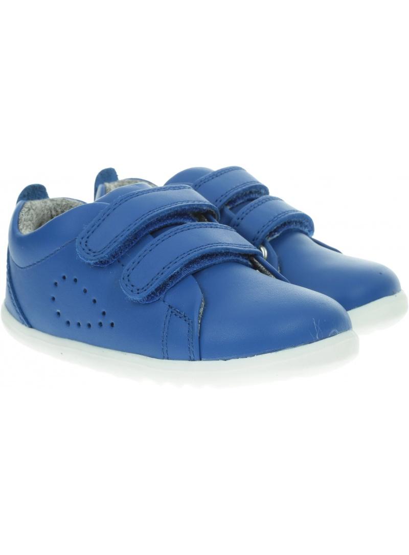 Niebieskie Półbuty BOBUX 728910 Grass Court Sapphire