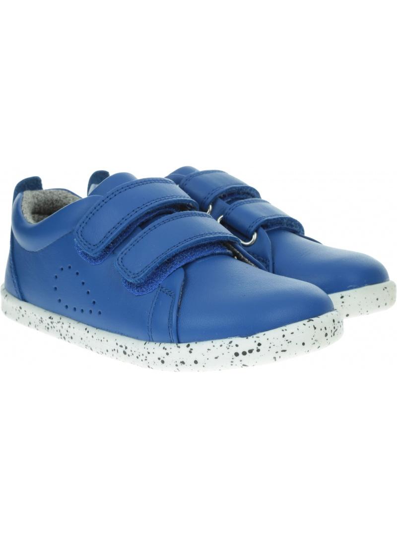 Niebieskie Półbuty BOBUX 633710 Grass Court Sapphire