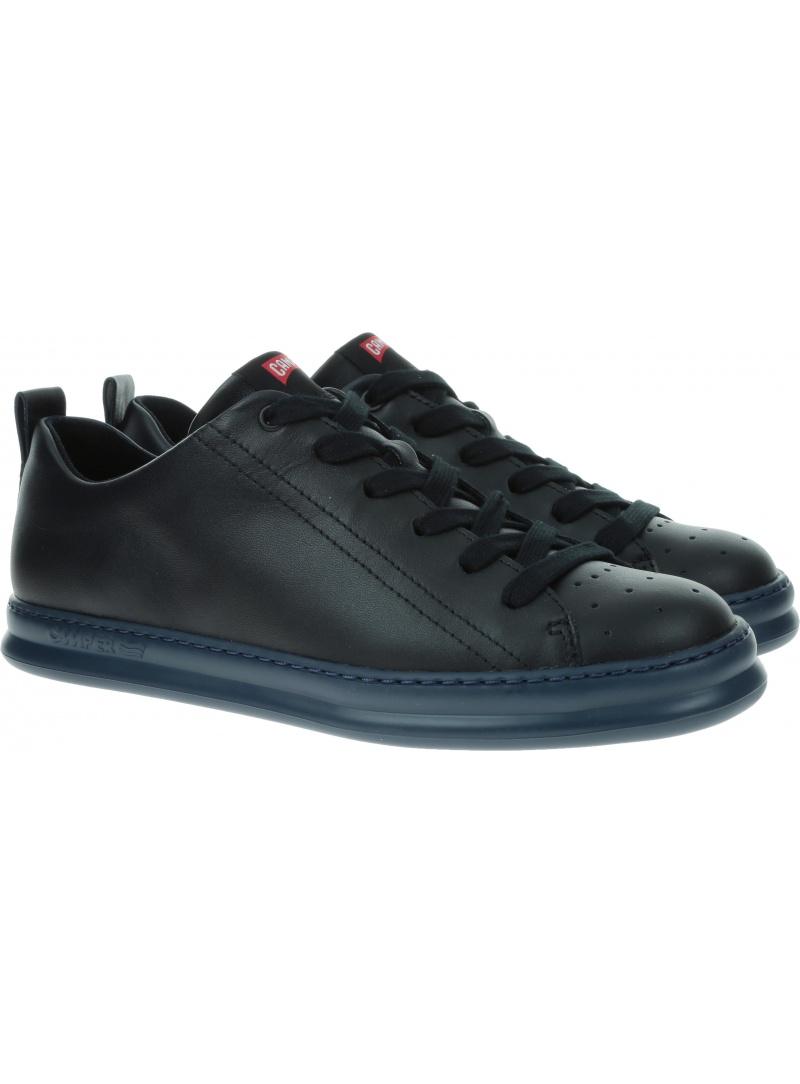 Czarne Sneakersy CAMPER Runner Four Black K100226-017
