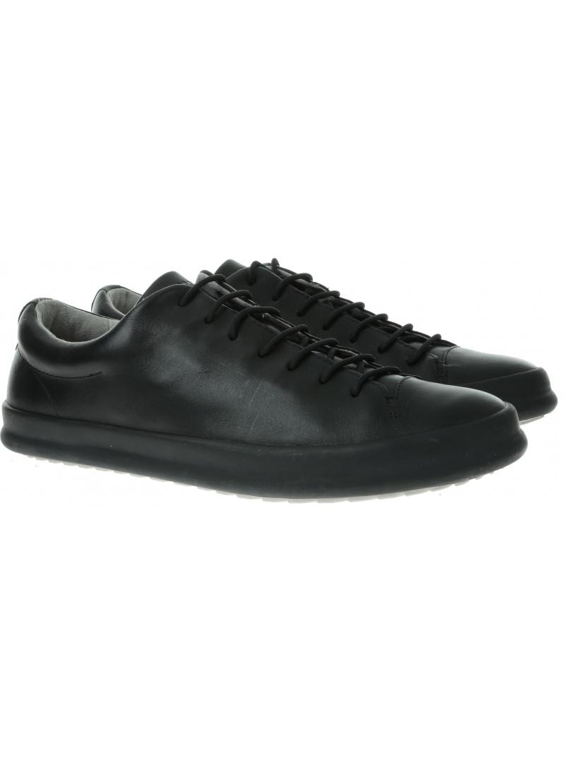 Czarne Sneakersy CAMPER Chasis Sport Black K100373 008