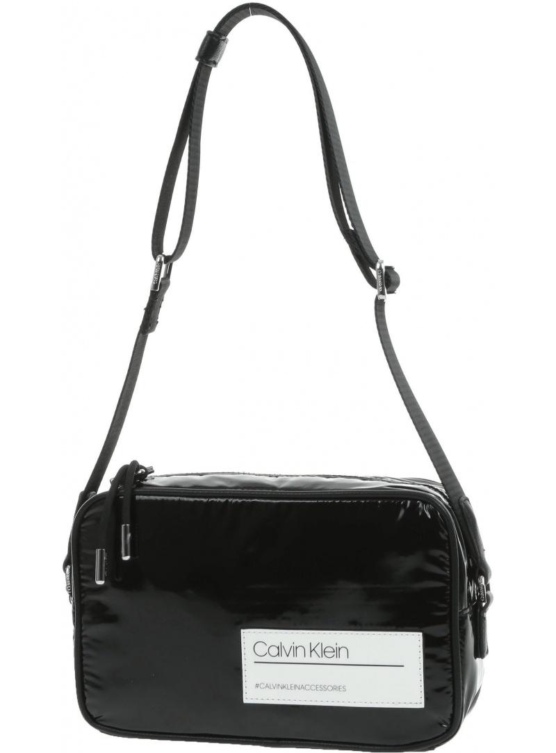 Czarna Torebka CALVIN KLEIN Bind Camerabag K60K605328 001