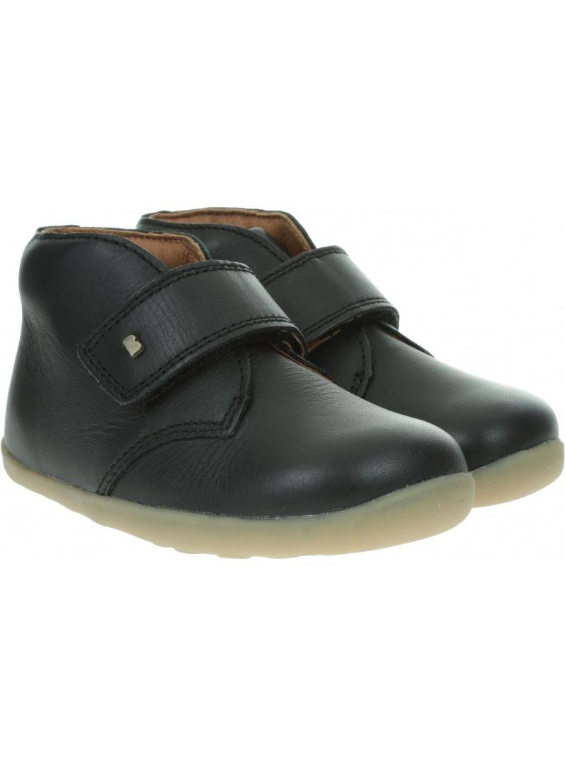 Czarne Półbuty BOBUX 724815 Desert Boot Black