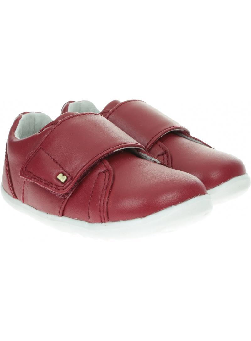 Schuhe BOBUX 729902 Boston Trainer Rio Red