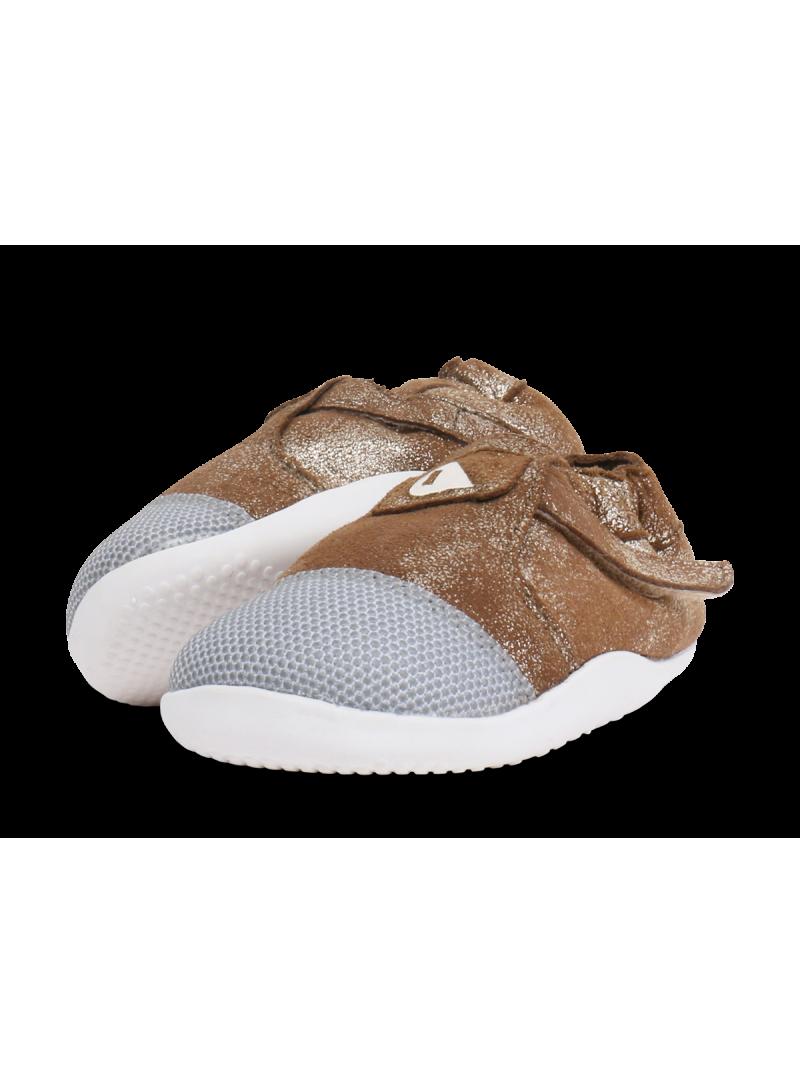 Ultralekkie buty z ociepleniem BOBUX 500516 XPLORER ORIGIN ARCTIC CARAMEL