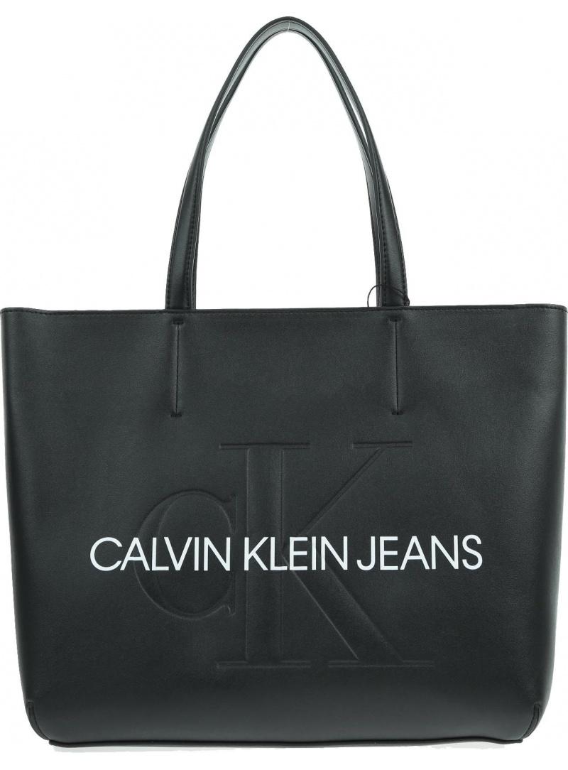 CALVIN KLEIN JEANS SCULPTED MONOGRAM K60K605521 001
