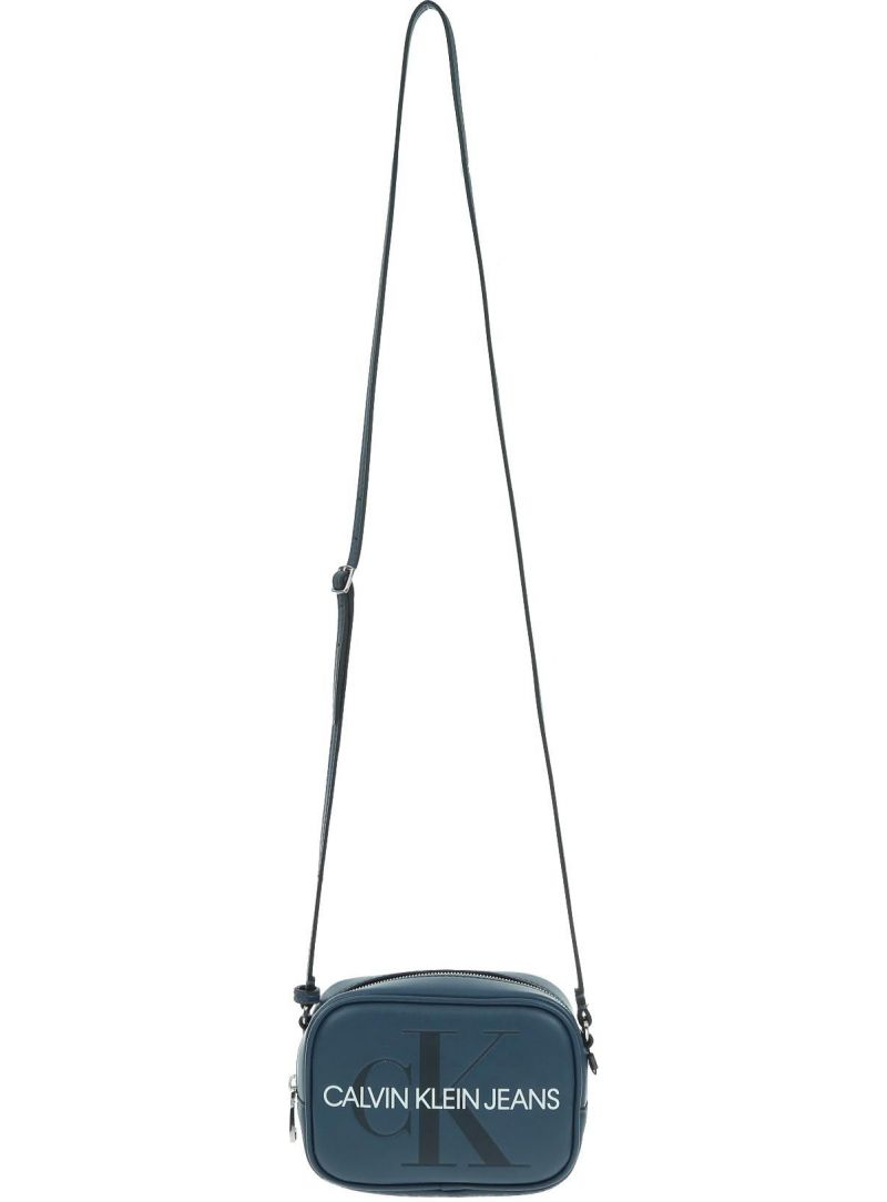 CALVIN KLEIN JEANS Sculpted Monogram Camera Bag K60K605524 476