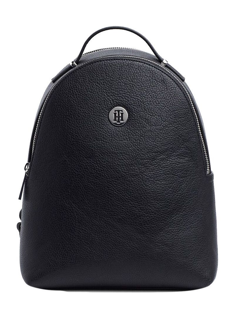 Czarny Plecak TOMMY HILFIGER Th Core Mini Backpack AW0AW06818 002