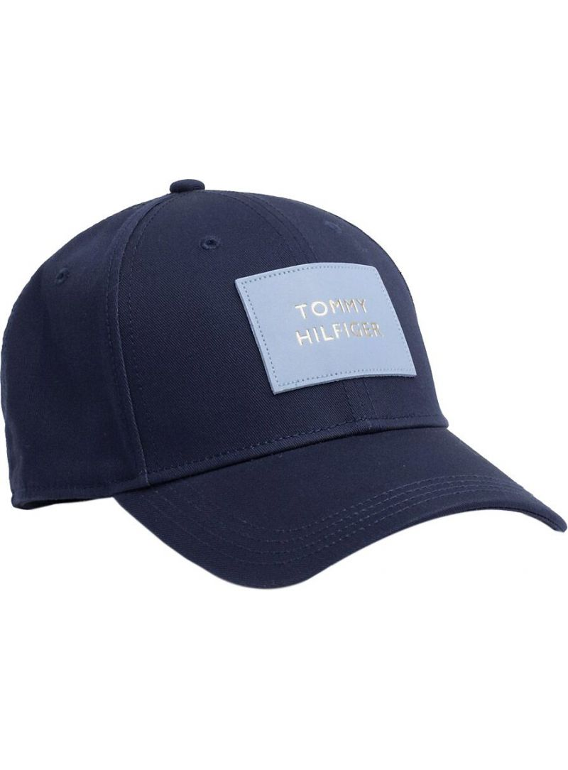 TOMMY HILFIGER Patch Cap AW0AW06797 413