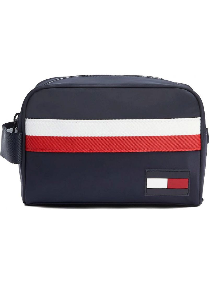 TOMMY HILFIGER Sport Mix Washbag Corp AM0AM05247 901