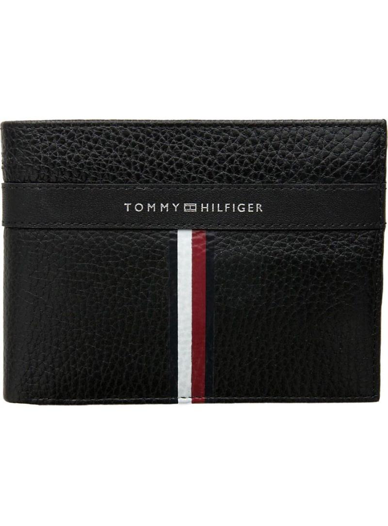 Duży Portfel Męski TOMMY HILFIGER Corporate L Extra Cc AM0AM04810 002