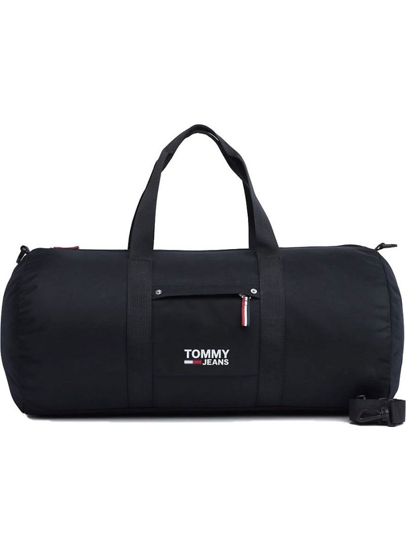 Torba Sportowa TOMMY HILFIGER Tjm Cool City Duffle AM0AM05012 002