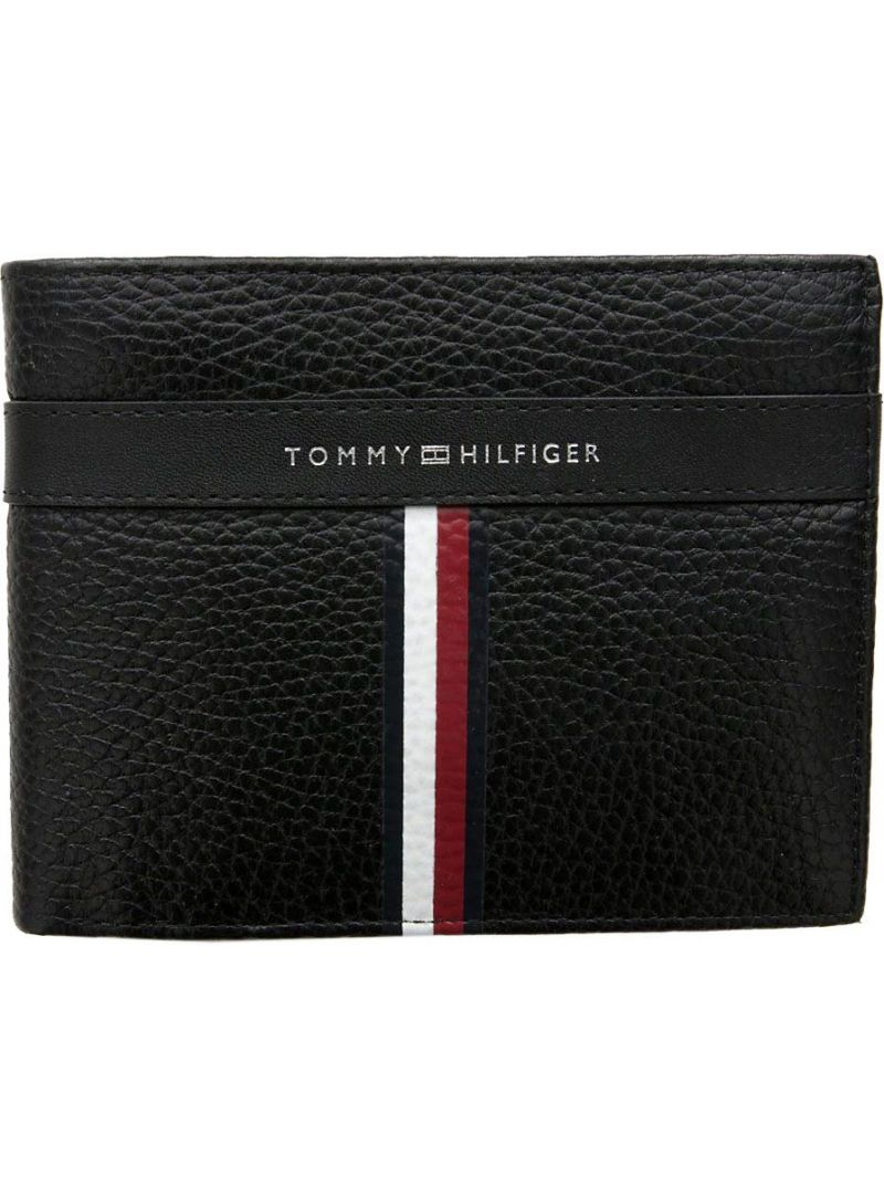 TOMMY HILFIGER Corporate Leather Cc AM0AM04809 002