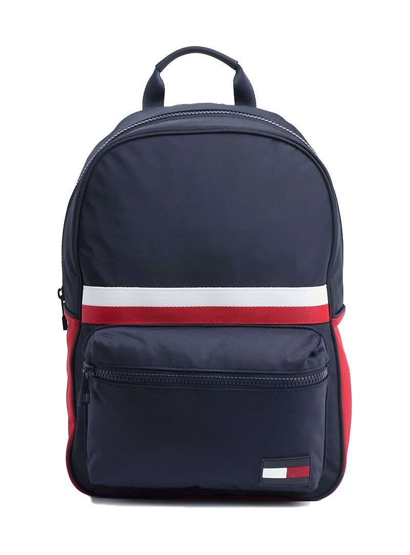Plecak z miejscem na laptopa TOMMY HILFIGER Sport Mix Backpack AM0AM04781